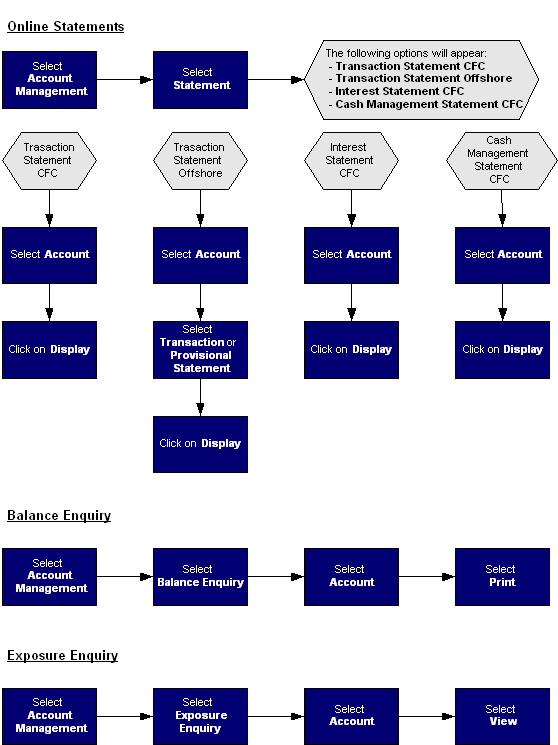 Icm Account Management Process Flow